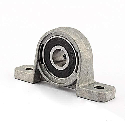 MAGT Rollenlager, 1Stk 8mm KP08 Lagerwellenunterstützung Pendelrollenlager Stehlagergehäuse
