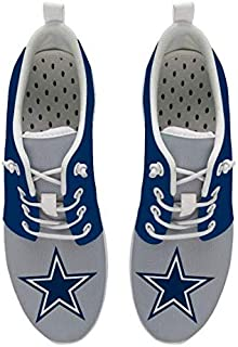 Jungle Co. Football Team Shoes- Team Sports Shoes- Sportswear Athletic Shoes Womens Sizing- Football Team Sneakers- Football Team Accessories Athletic Sportswear Shoes