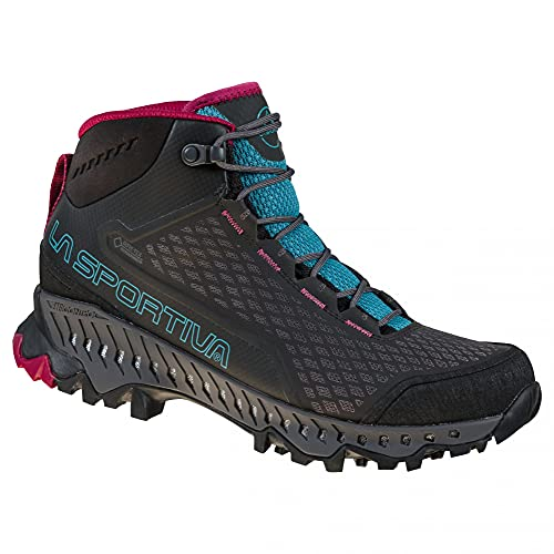 LA SPORTIVA Zapatos para mujer Stream GTX Surround negro topaz, EU 38,5