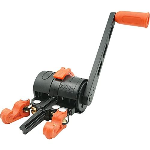 Rocky Mountain Quiet Crank Crossbow Cocking Winch, Black, Orange, One Size (RM59000)