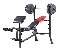 Gym Equipment - Weider Pro 265 Bench Press