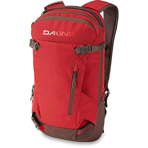 DAKINE - Sac A Dos Heli Pack 12l Deepred Homme - Homme - Taille Unique - Rouge