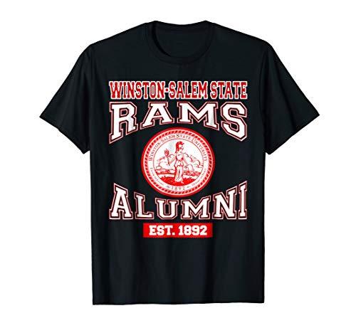 Winston HBCU Salem State University T Shirt - Apparel