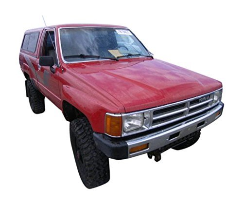 1987 toyota pickup 4x4 specs