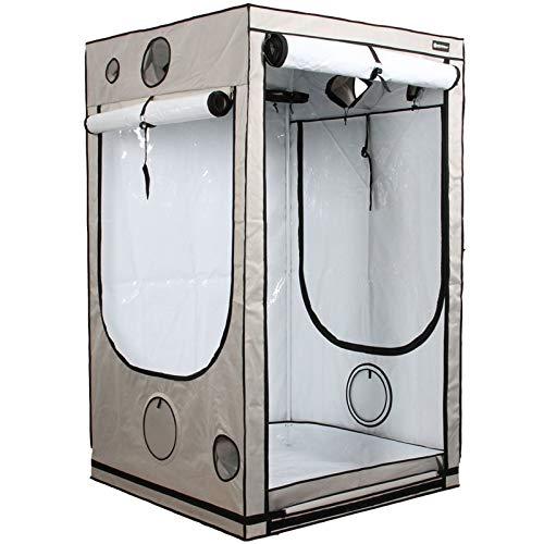 Homebox Ambient Q120+ (Maße: 120x120x220cm)