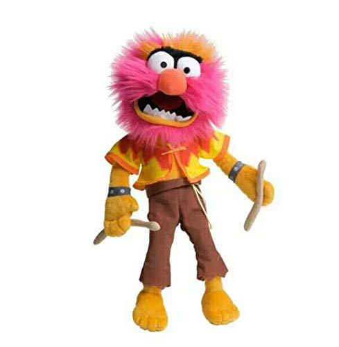 DOUFUZZ Die Muppet Show süße Drummer Plüsch Spielzeug die Muppets Exklusive Plüsch Figur Tier für Kinder Paare Geschenk 25cm 1 STK