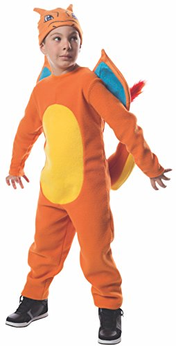 Rubie's Costume Pokemon Charizard Costume, Large