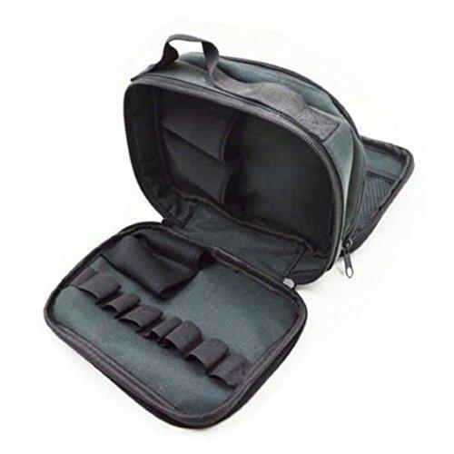 Professionelle Vape-Tragetasche, doppelseitig, für alle mechanischen Box-Mods, E-Saft, Akku, Tankhalter und Zubehör