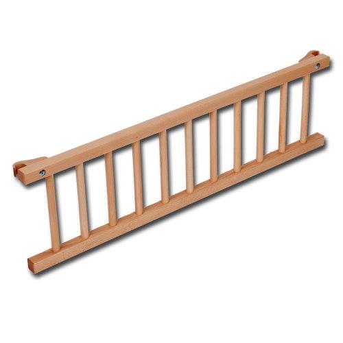 BabyBay Barrière de Sécurité « bois clair huilé » pour Lit Maxi