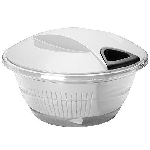Mongarid 2075C05 TRIX Essoreuse à salade en plastique Blanc
