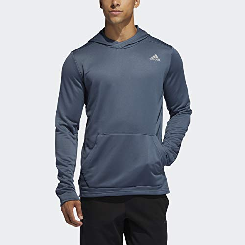adidas Own The Run Hoodie Men's, Green, Size M