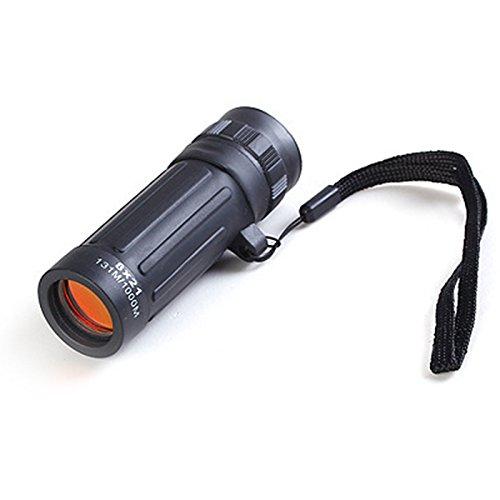 YUEKUN Monokular teleskop 12X50 mit Smartphone-Adapter BAK4 Prisma FMC Mo nokular-Zielfernrohr Wasserdicht Fogproof Einzel-Hand-Fokus Monokulars für Vogelbeobachtung Jagd Camping