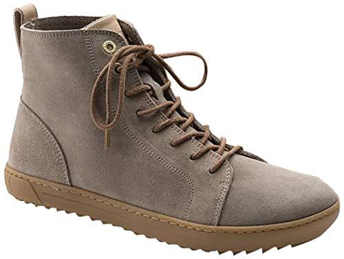 BIRKENSTOCK Bartlett Hi-Top Sneaker,37 EU,Taupe