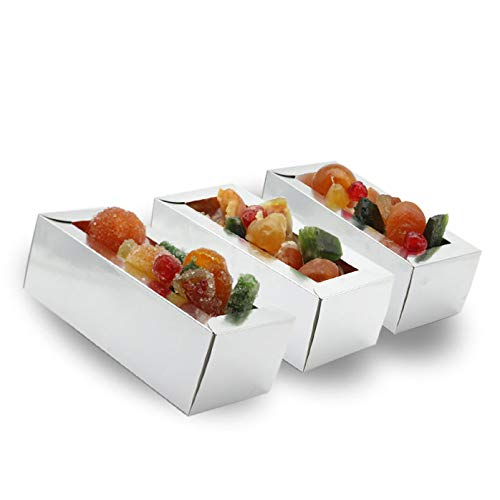 LOTE NAVIDEÑO - Fruta confitada, escarchada y glaseada en cajita Gourmet