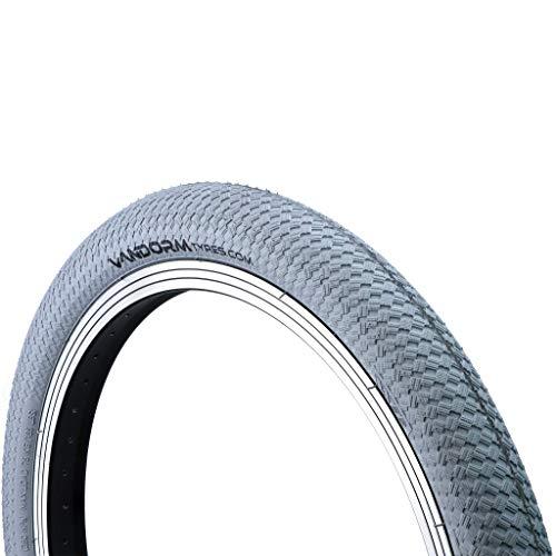 Vandorm DRIFTER R2R 20' x 2.00' BMX GREY Tyre - P1110 - MRRP £12.99