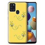 Stuff4 Phone Case for Samsung Galaxy A21s 2020 Cartoon