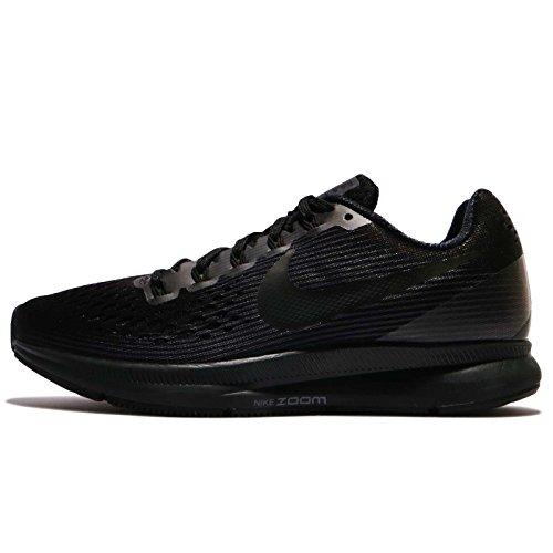 Nike Women's Air Zoom Pegasus 34 Running Shoes (Black/Dark/Grey/Anthracite, 5.5)