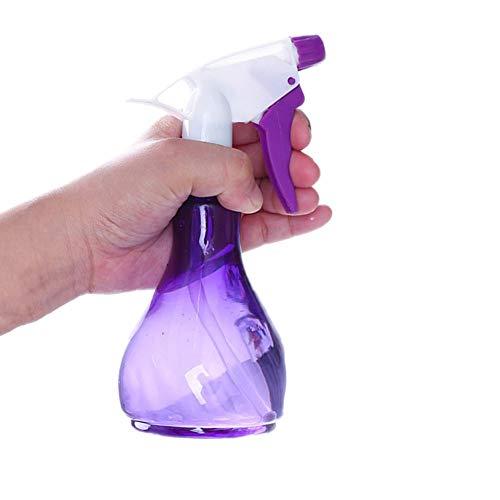 yinyinpu Flacon Spray Vide Spray Vide De Nettoyage Pulvérisateur à Gâchette Ménage Vaporisateur Liquide Vaporisateur Pulvérisation Saupoudrer Bouteille Purple