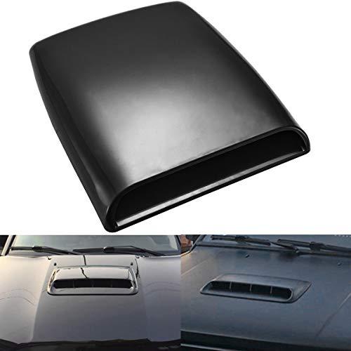 KATUR - Toma de aire decorativa para el capó del coche, ajuste universal