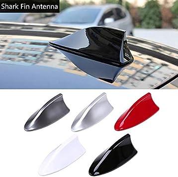 Color : Black Antenne daileron de requin Mercedes Benz Classe B W176 W169 W246 W245 C W205 W204 W203 voiture Signal Sauts Shark antenne aileron Accessoires Styling universel