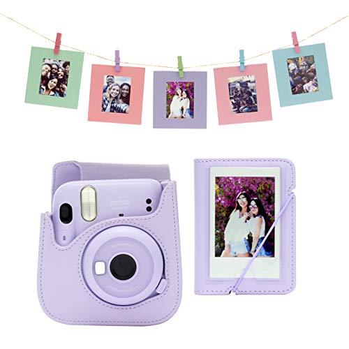 instax Mini 11 Kamera Zubehor Kit Lilac Purple