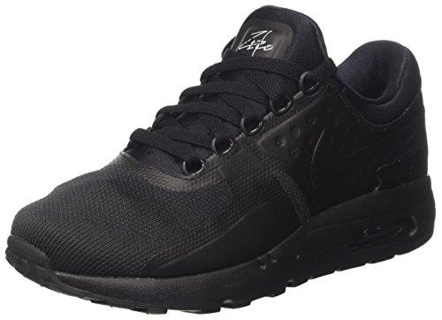 Nike Nike Herren Air Max Zero Essential Sneaker, Schwarz (Black/Black Black), 39 EU