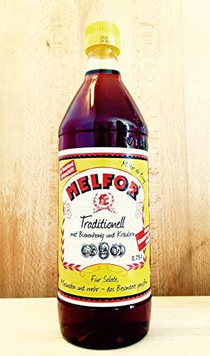Melfor Essig Traditionell 4 Flaschen