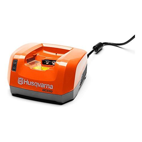 HUSQVARNA 967 09 14-01 Ladegerät QC 330 für 36,0 Volt Li-Ion Akkus