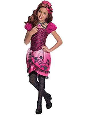 Girl%27s+Deluxe+Briar+Beauty+Costume+-+Ever+After+High%2c+X-LARGE+14-16