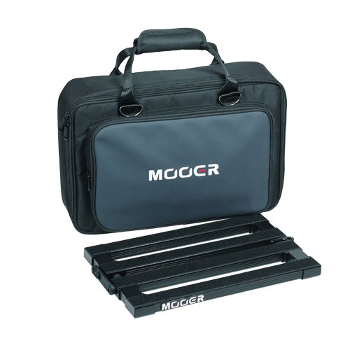 Mooer PB-10 Stomplate Mini - Multi-angle Pedal Board (with Softcase)