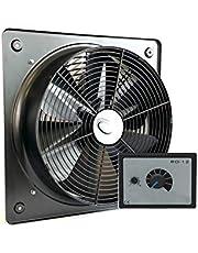 Uzman-Versand KSA 350 mm wandventilator en draaischakelaar axiale vensterventilator ventilator inbouwventilator axiale ventilator axiale ventilator wandventilator industriële ventilator