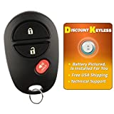 Discount Keyless Replacement Key Fob Car...