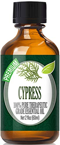 Cypress Essential Oil - 100% Pure Therapeutic Grade Cypress Oil - 60ml