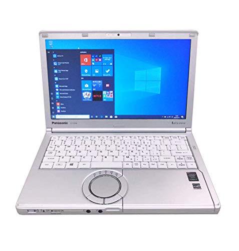 Webカメラ内蔵【Win 10搭載】Panasonic Let`s note CF-NX4 第5世代Core i7-5500U@2.4GHz/メモリー8GB/SSD:256GB/12.1インチ/無線LAN+Bluetooth搭載/英語キーボード【最新版Office+新品無線マウス付き】中古ノートパソコン