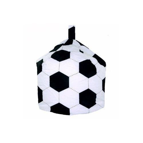Cotton Football Bean Bag Large Size