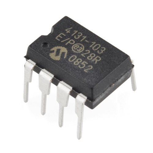 Microchip Max Max 46% OFF 46% OFF Mcp4131-103E P Digital 10Kohm 129Steps Potentiometer