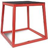 "TITAN Fitness 18"" Plyometric Box HD Step Plyo Box Jump Exercise Fit Training"