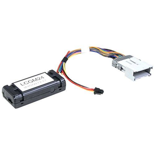 PAC LCGM24 Radio Replacement Interface for Select Nonamplified GM Vehicles Class II Car Accessories