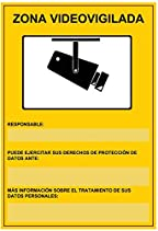 Amazon.es: carteles alarma