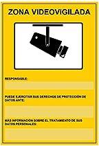 Amazon.es: carteles alarma