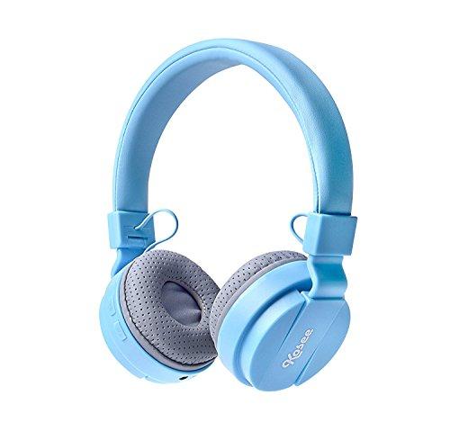 Kosee Kids BTHP2 Auriculares Inalámbricos Bluetooth con Limitación de Volumen para Niños y Niñas...