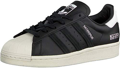 Zapatillas Adidas Superstar Low-Top para mujer, color Negro, talla 38 EU