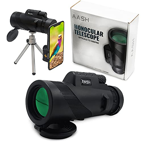 Monocular Scope with iPhone Holder