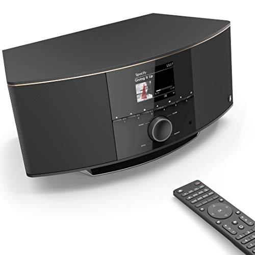 Hama Internetradio mit 2.1 Soundsystem IR150MBT (Stereo 90 W RMS, Bluetooth/USB/AUX, Spotify-,...