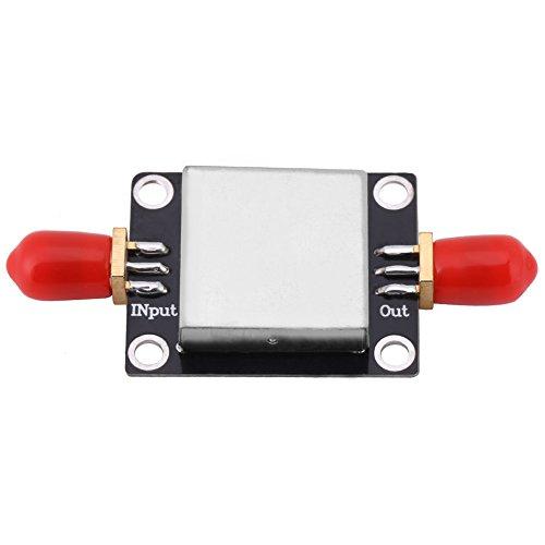 Detector de Envolvente de frecuencia Amplia, 1pc Detector de Envolvente RF de frecuencia Amplia Placa del módulo de detección 0.1M-3.3GHz Placa de relé USB SMA Detector de Envolvente RF