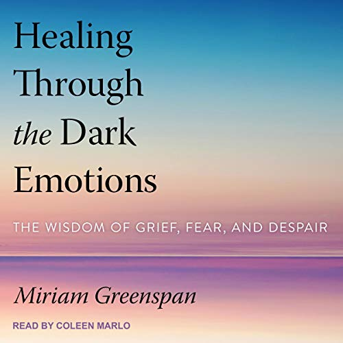 Healing Through the Dark Emotions cover art
