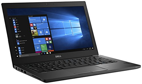 Dell FXG52 Latitude 7280 Laptop, 12.5' HD, Intel Core i5-7300U, 8GB DDR4, 128GB Solid State Drive, Windows 10 Pro