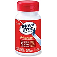 350-Count Move Free Glucosamine & Chondroitin Supplement Tablets