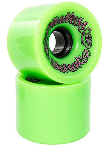 Mindless Longboards Longboard RÃ Voodoo Haraka 78A Green 66x51mm Wheels
