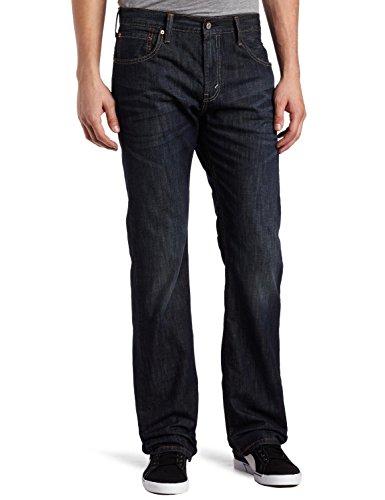 Levi's 527 Herren-Jeans Bootcut , 527 Bootcut, schwarz, 05527-0239